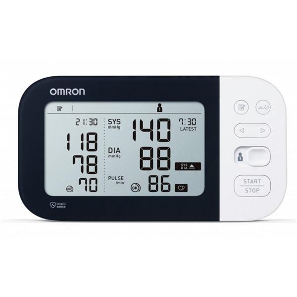 Omron M7 Intelli IT okos felkaros vérnyomásmérő - 2