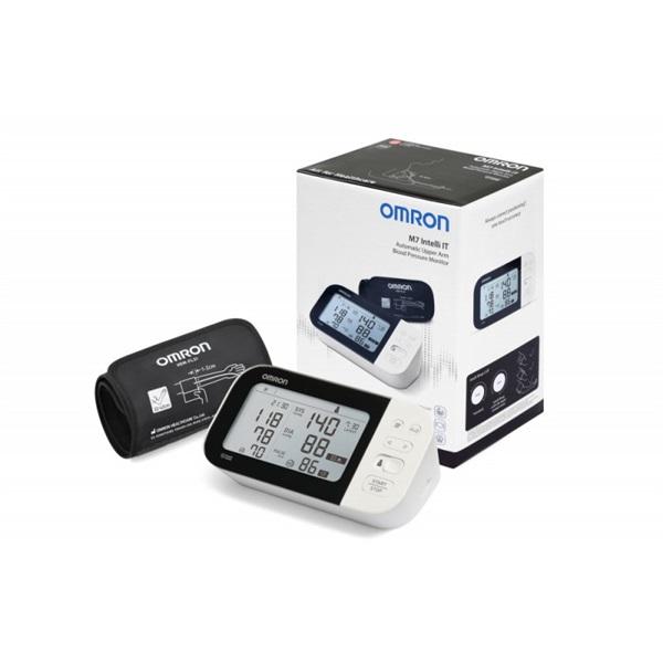 Omron M7 Intelli IT okos felkaros vérnyomásmérő - 3