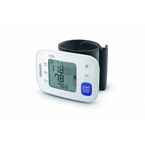 Omron RS4 intellisense csuklós vérnyomásmérő - 1