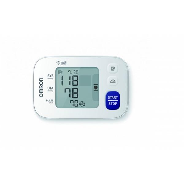 Omron RS4 intellisense csuklós vérnyomásmérő - 2