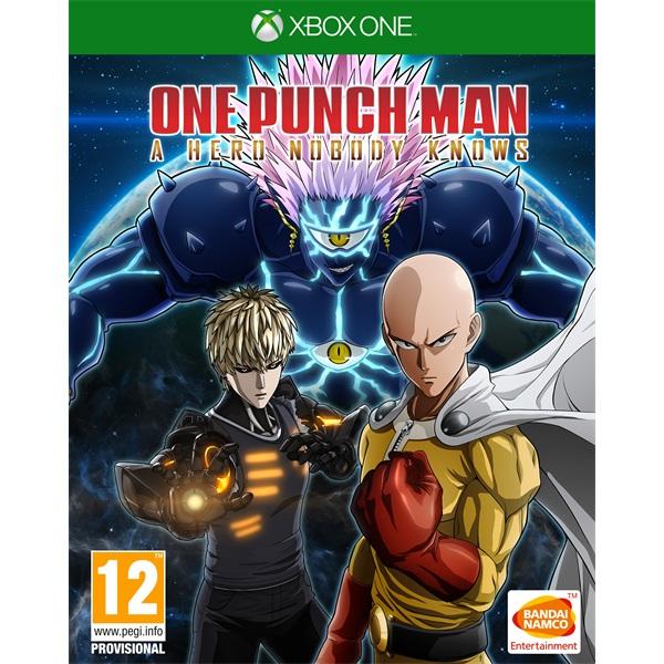 One Punch Man: A Hero Nobody Knows XBOX One játékszoftver - 1