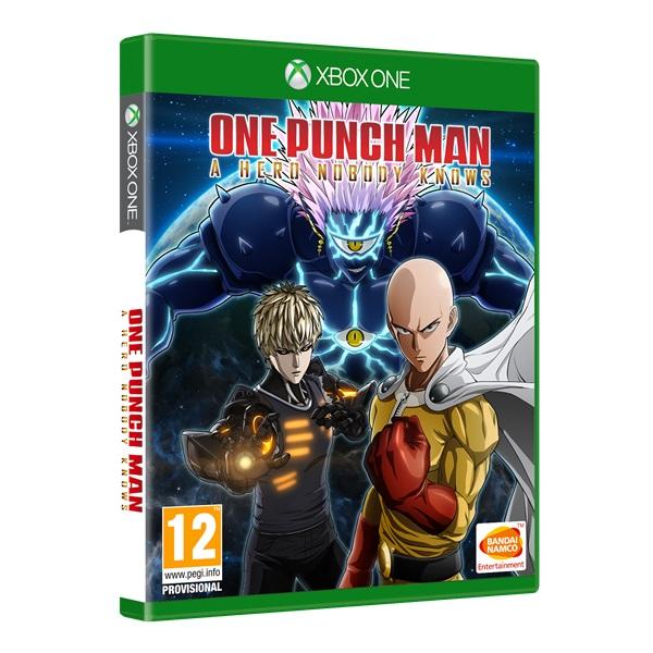 One Punch Man: A Hero Nobody Knows XBOX One játékszoftver - 2