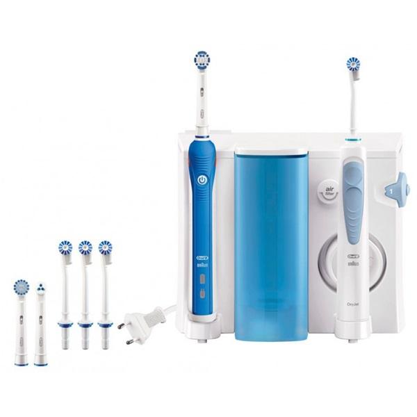 Oral-B OC20.535 OxyJet szájcenter (elektromos fogkefe + szájzuhany) - 1