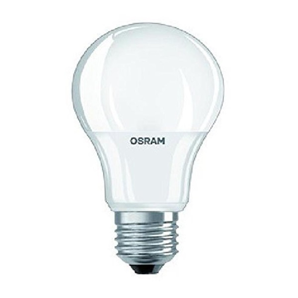 Osram Value matt búra/8,5W/806lm/2700K/E27 LED körte izzó - 1