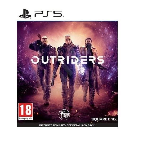 Outriders Deluxe Edition PS5 játékszoftver - 1