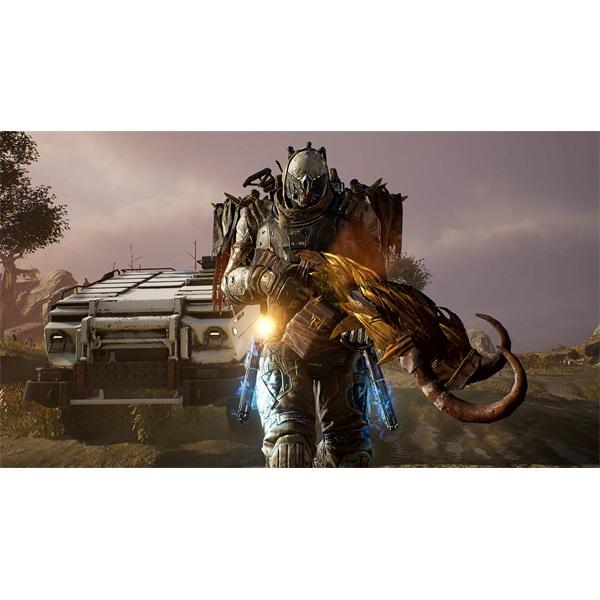 Outriders Deluxe Edition Xbox One játékszoftver - 2