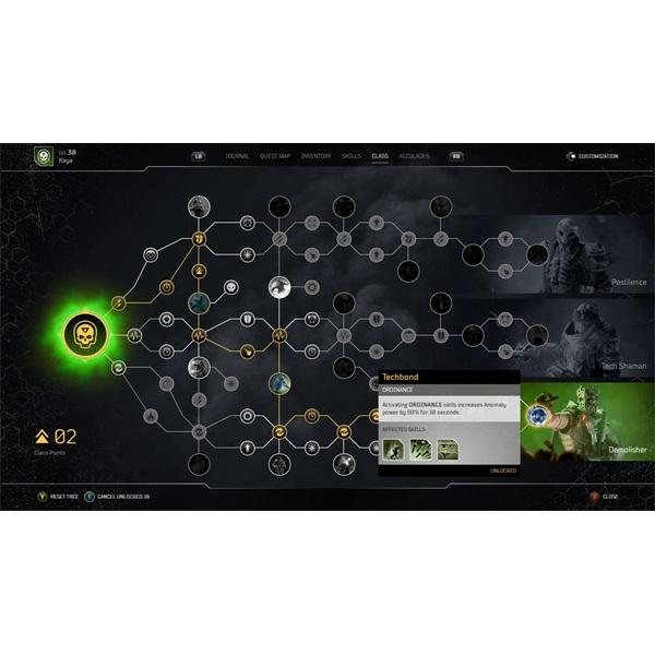 Outriders Deluxe Edition Xbox One játékszoftver - 3