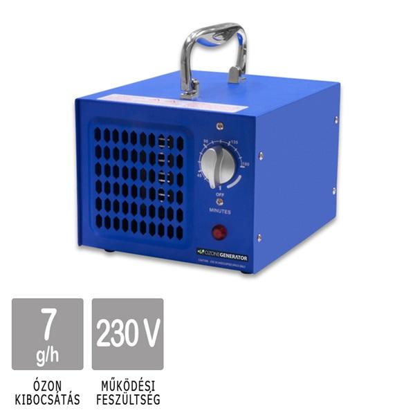 Ozonegenerator Blue 7000 kék lég- és klímatisztító ózongenerátor - 2