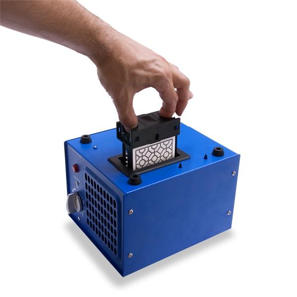 Ozonegenerator Blue 7000 kék lég- és klímatisztító ózongenerátor - 6