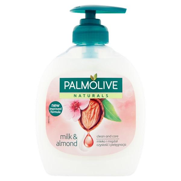Palmolive Almond Milk 300ml folyékony szappan - 1