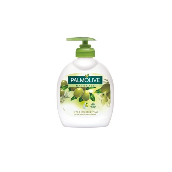 Palmolive Olive Milk 300ml folyékony szappan - 1
