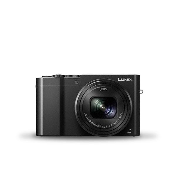 Panasonic DMC-TZ100EPK Fekete digitális fényképezőgép - 1
