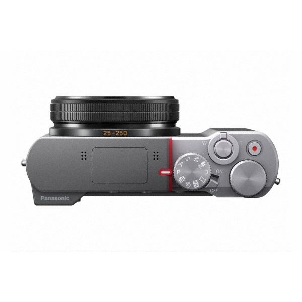 Panasonic DMC-TZ100EPK Fekete digitális fényképezőgép - 3