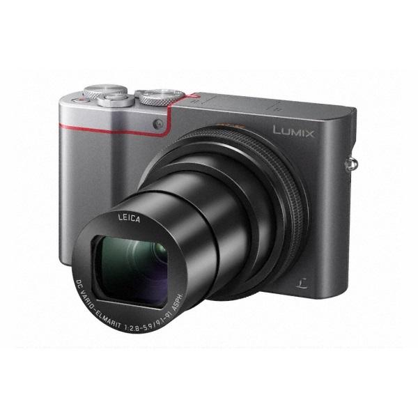 Panasonic DMC-TZ100EPK Fekete digitális fényképezőgép - 4