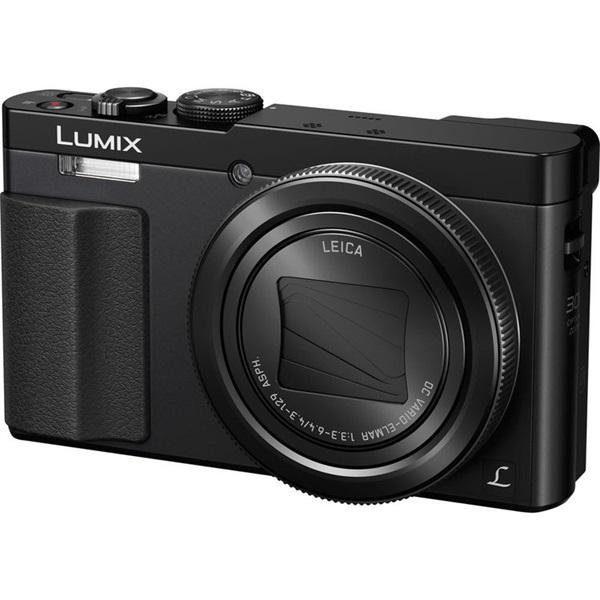 Panasonic DMC-TZ70EP-K Fekete digitális fényképezőgép - 2