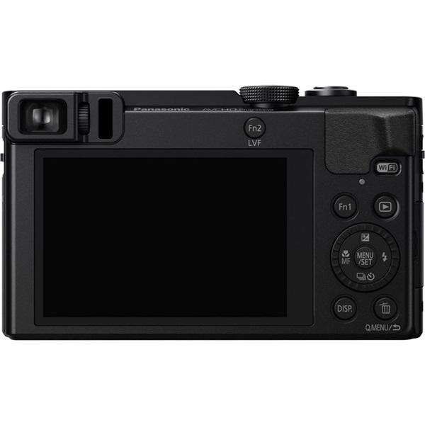 Panasonic DMC-TZ70EP-K Fekete digitális fényképezőgép - 3