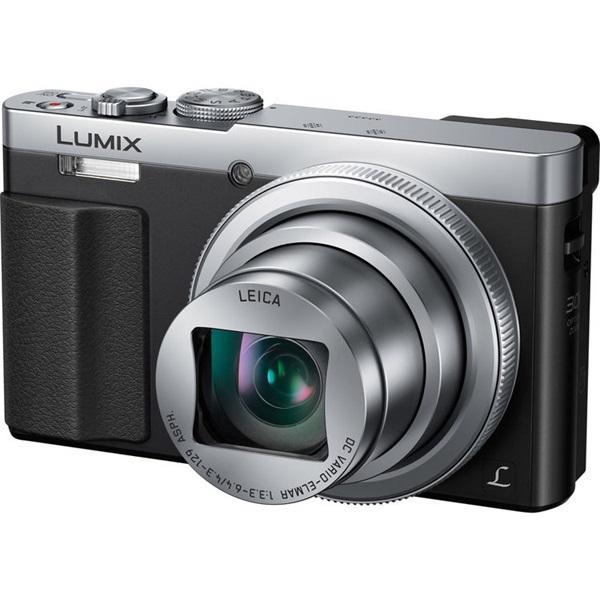 Panasonic DMC-TZ70EP-S Ezüst digitális fényképezőgép - 1