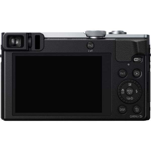 Panasonic DMC-TZ70EP-S Ezüst digitális fényképezőgép - 3
