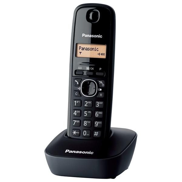 Panasonic KX-TG1611HGH hívóazonosítós dect telefon - 1