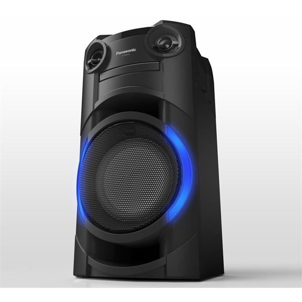 Panasonic SC-TMAX10E-K fekete Bluetooth party hangszóró - 2