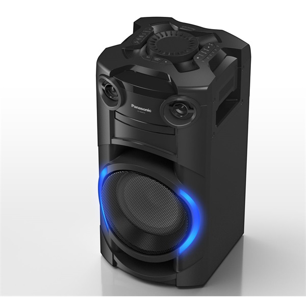 Panasonic SC-TMAX10E-K fekete Bluetooth party hangszóró - 3