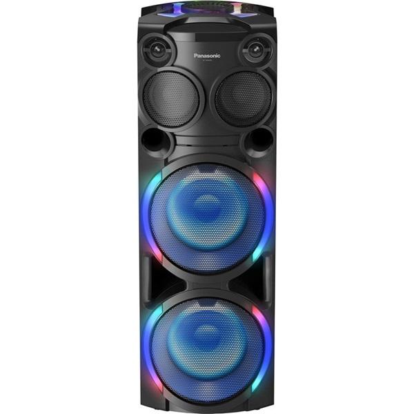 Panasonic SC-TMAX50E-K fekete Bluetooth party hangszóró - 2