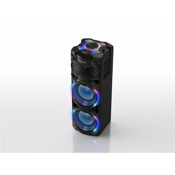Panasonic SC-TMAX50E-K fekete Bluetooth party hangszóró - 3