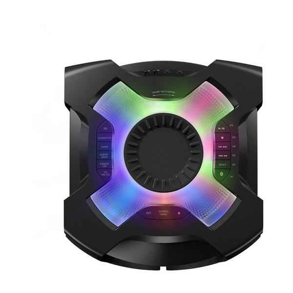 Panasonic SC-TMAX50E-K fekete Bluetooth party hangszóró - 4