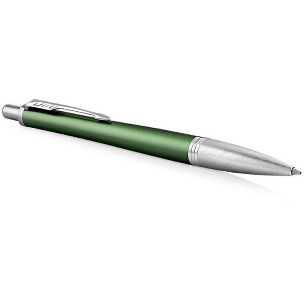 Parker Royal Urban Premium ezüst klipsz zöld golyóstoll - 3
