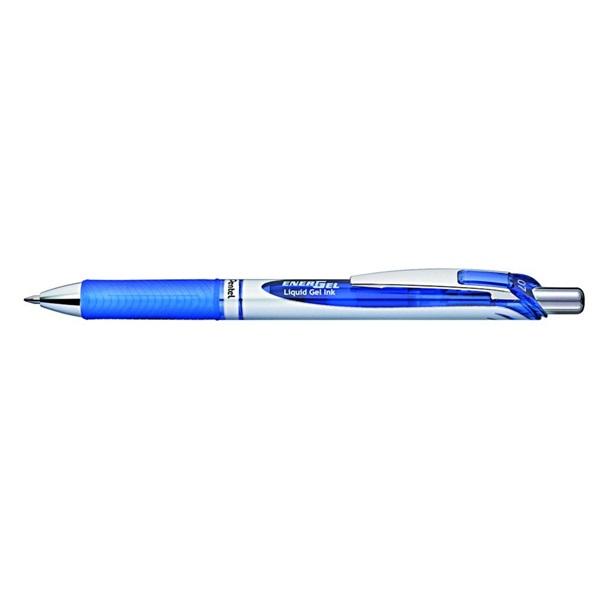 Pentel Energel 0,7mm zselés kék rollerirón - 1