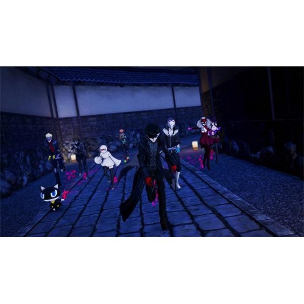 Persona 5 Strikers PS4 játékszoftver - 5