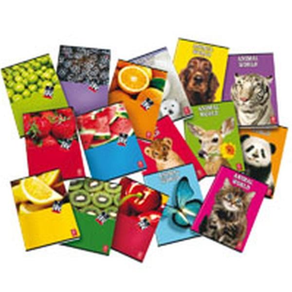 Pigna Fruits A4 42lapos kockás füzet - 1