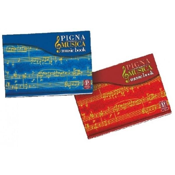 Pigna musica A5 32lapos kottafüzet - 1