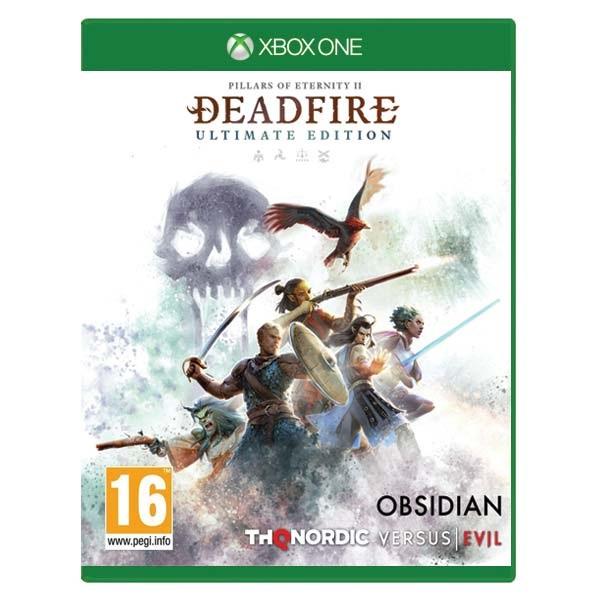 Pillars of eternity II: Deadfire Ultimate Edition Xbox One játékszoftver - 1