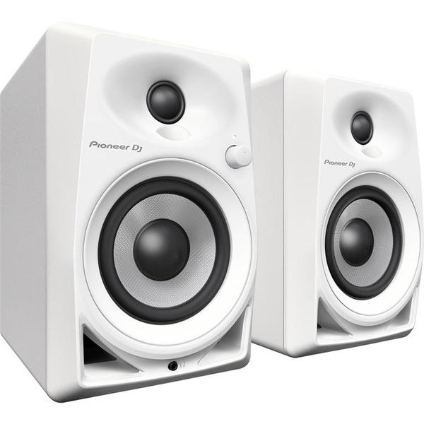 Pioneer DJ DM-40W aktív monitor hangfalpár - 2