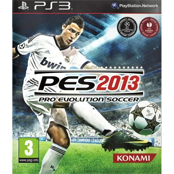Pro Evolution Soccer 2013 PS3 játékszoftver - 1