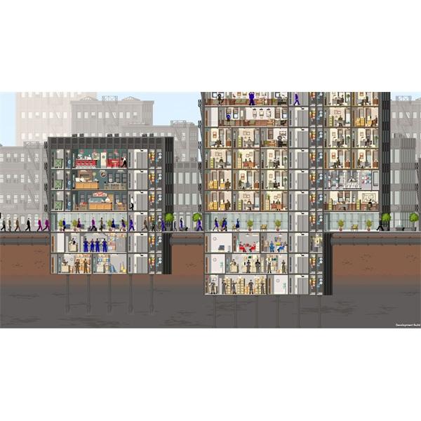 Project Highrise Architect Edition PS4 játékszoftver - 5