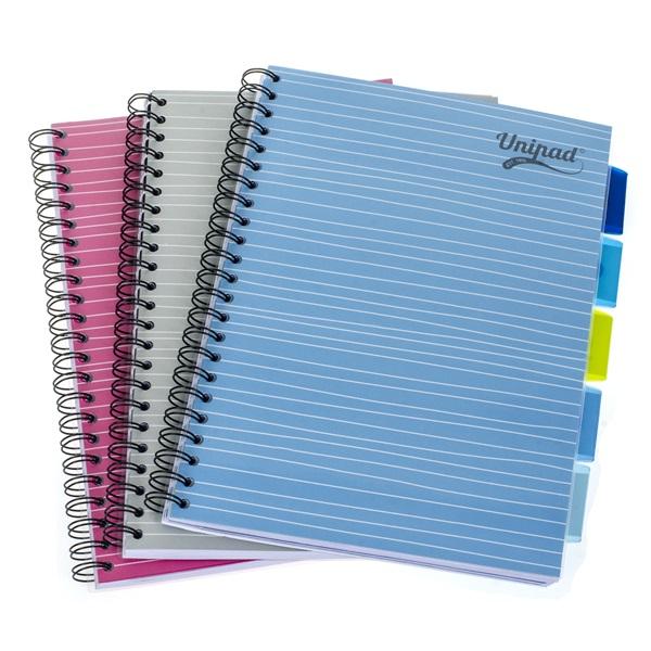 Pukka Pad Project Book Unipad A4 oldalas vonalas spirálfüzet - 1