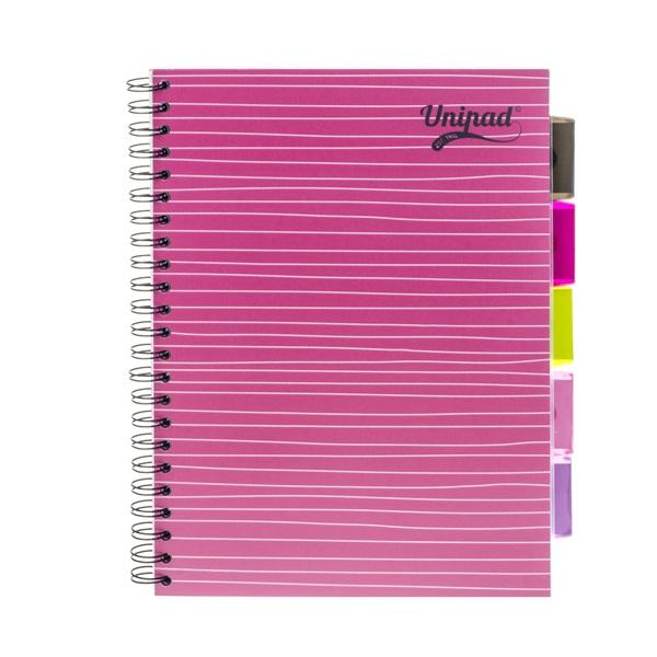 Pukka Pad Project Book Unipad A4 oldalas vonalas spirálfüzet - 2
