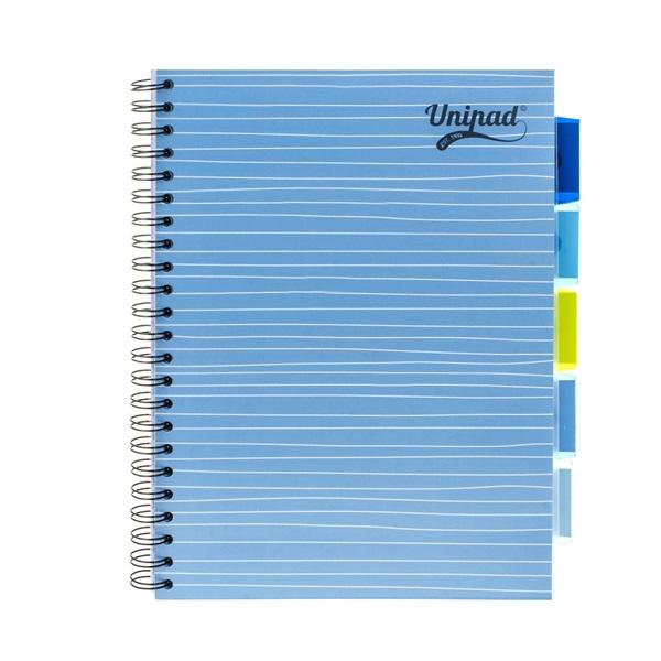 Pukka Pad Project Book Unipad A4 oldalas vonalas spirálfüzet - 3
