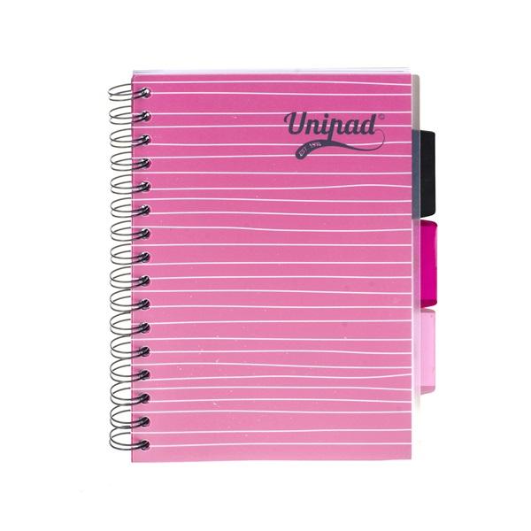 Pukka Pad Project Book Unipad A5 200 oldalas vonalas spirálfüzet - 3