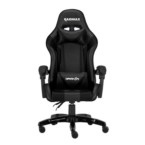 RAIDMAX Drakon DK602 fekete gamer szék - 1