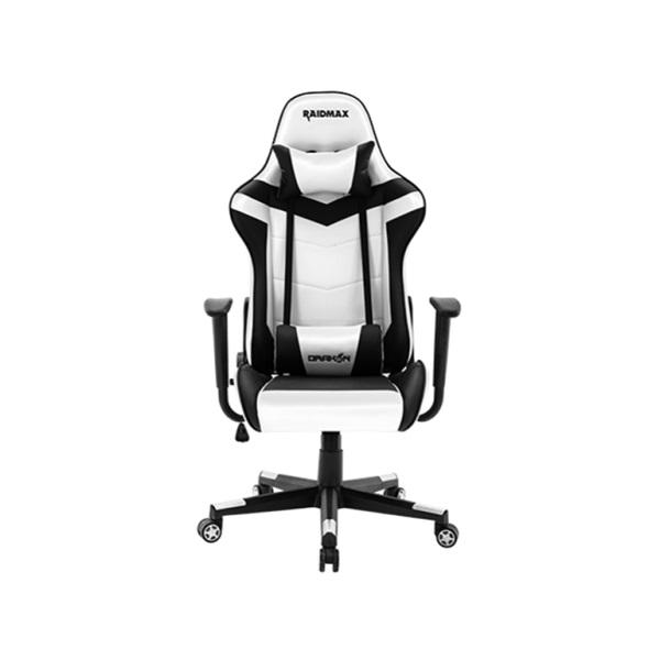 RAIDMAX Drakon DK606 fehér gamer szék - 1