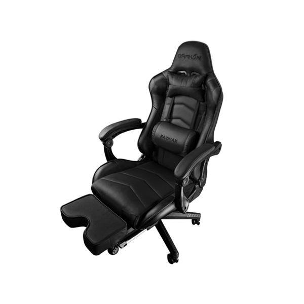 RAIDMAX Drakon DK709 fekete gamer szék - 1