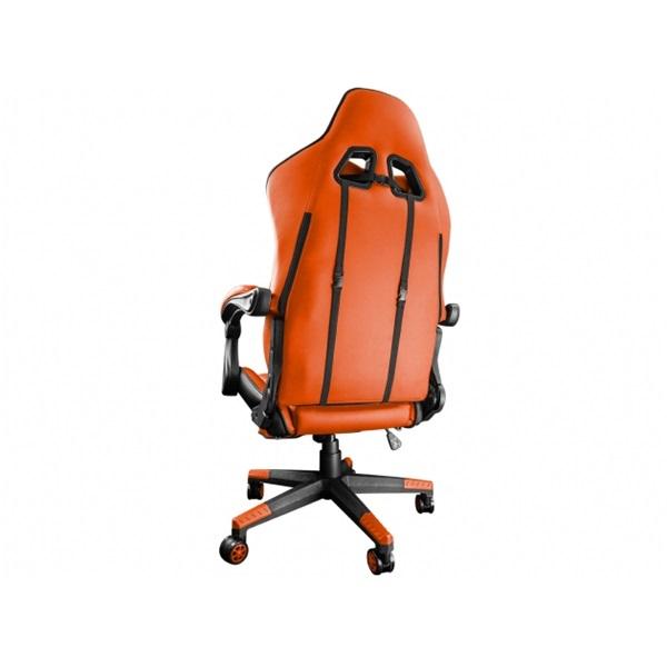 RAIDMAX Drakon DK709 narancssárga / fekete gamer szék - 3