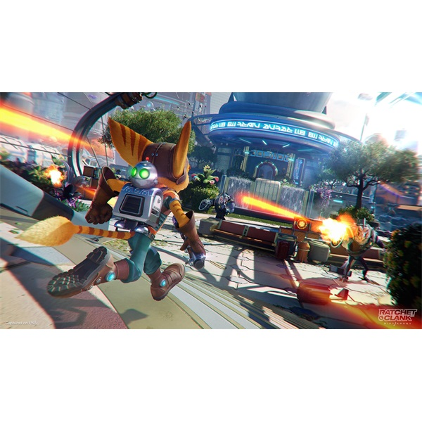 Ratchet and Clank: Rift Apart PS5 játékszoftver - 5