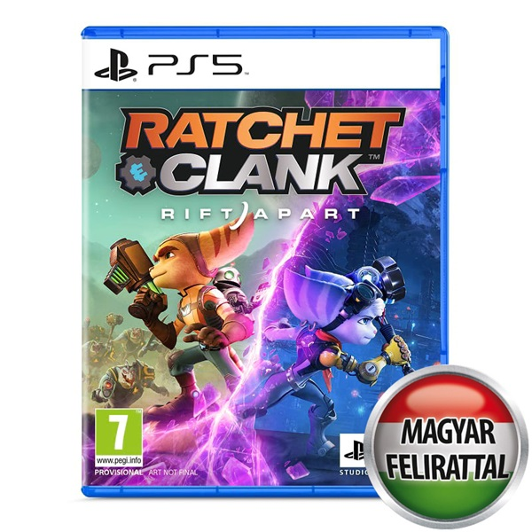 Ratchet and Clank: Rift Apart PS5 játékszoftver - 1