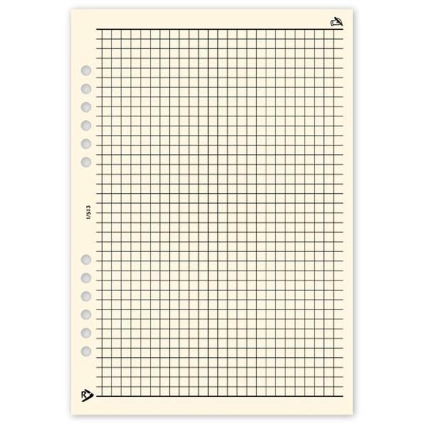 Realsystem 2021-es 1/513 négyzethálós jegyzet gyűrűs naptár kiegészítő - 1