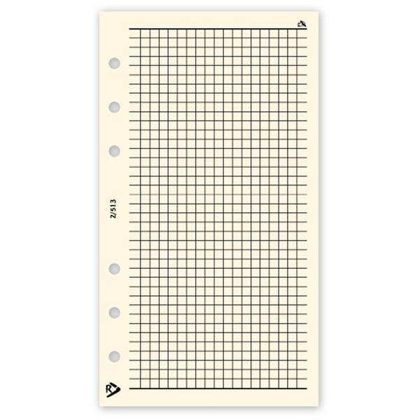 Realsystem 2021-es 2/513 négyzethálós jegyzet gyűrűs naptár kiegészítő - 1