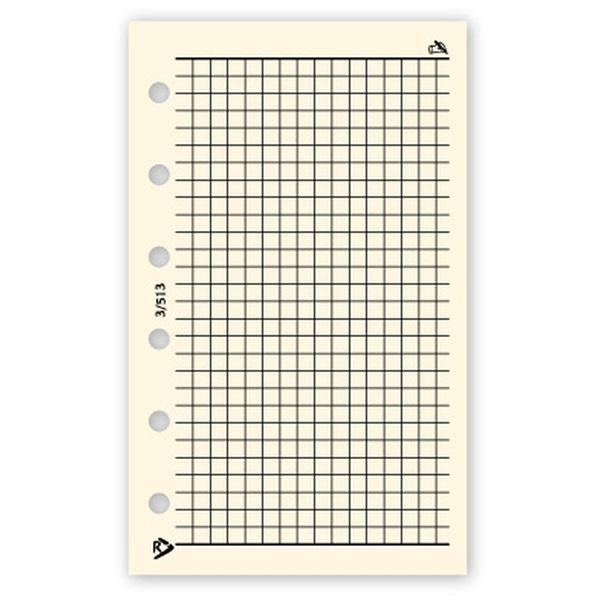 Realsystem 2021-es 3/513 négyzethálós jegyzet gyűrűs naptár kiegészítő - 1